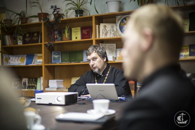 Состоялось завершающее в этом году заседание Византийского кабинета