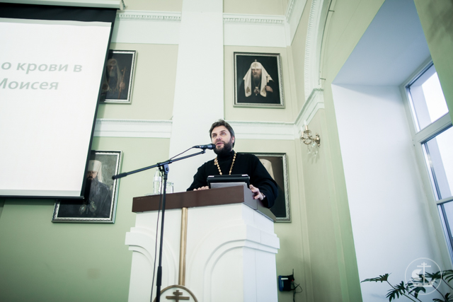 Протоиерей Евгений Горячев защитил кандидатскую диссертацию