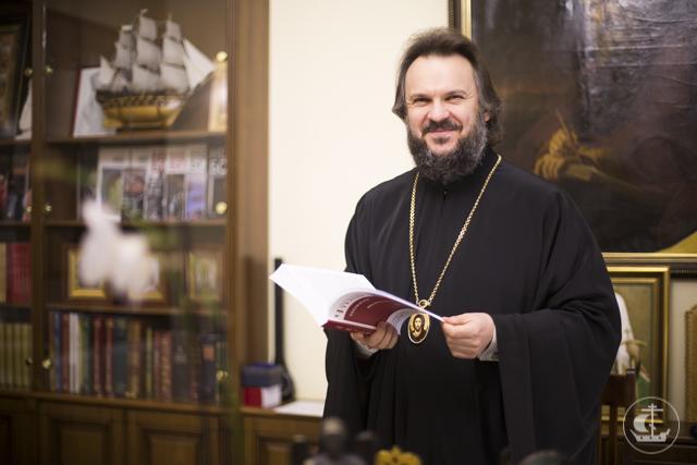 Вышел в свет шестой номер научного журнала «Христианское чтение» за 2016 год