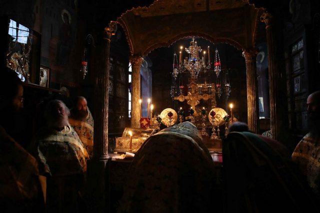 Архиепископ Амвросий совершил паломническую поездку на Афон