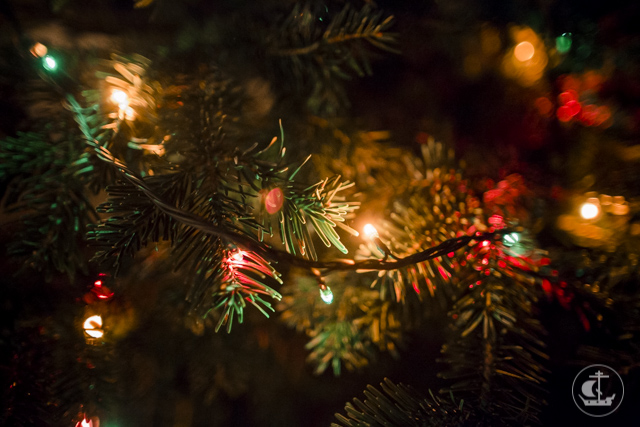 Один день до Рождества Христова