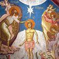 Святитель Николай (Велимирович). Евангелие о Крещении Господа