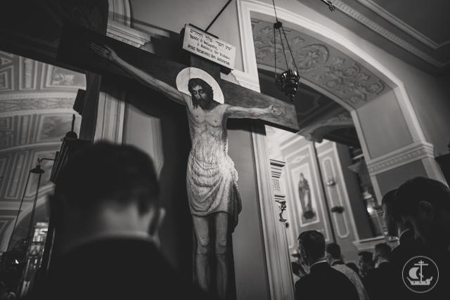В академическом храме совершена панихида по жертвам блокадного Ленинграда