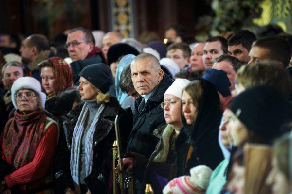 Протоиерей Димитрий Климов: «Чрезмерная официозность Церкви убивает ее дух»м