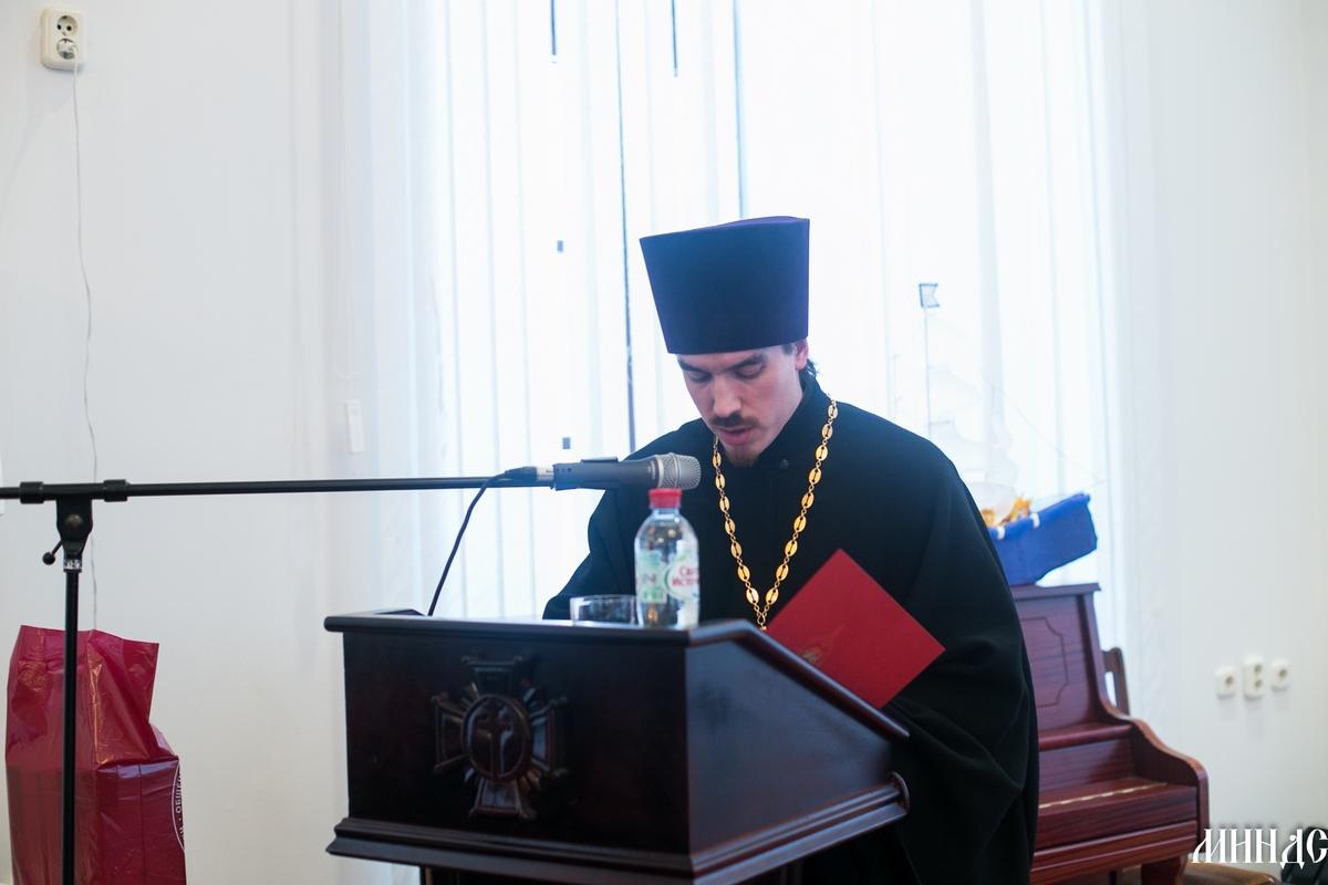 Проректор Академии принял участие в актовом дне Минской духовной семинарии