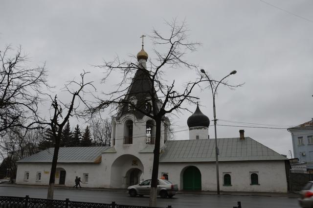 Студенты Академии совершили паломничество в Псково-Печерский монастырь