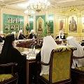 Священный Синод выразил благодарность ректору и администрации Санкт-Петербургской Духовной Академии