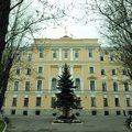 Фасад академии