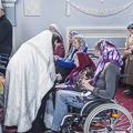 В Академии совершено Таинство Соборования для инвалидов