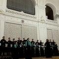 Камерный хор Академии выступил на общегородском Форуме хоровых собраний