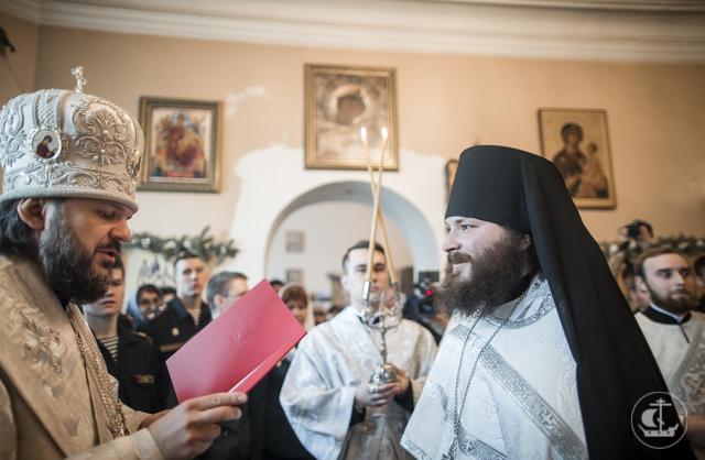 Община храма Военно-медицинской Академии молитвенно отметила память святого Лазаря