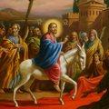 Чтец Максим Марков. Торжество и трагедия праздника входа Господня в Иерусалим