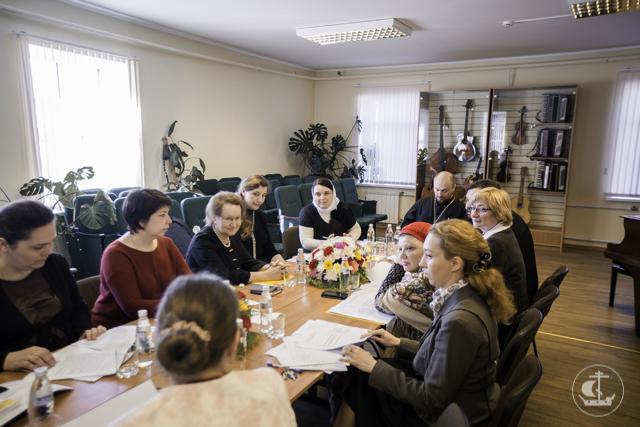 В Академии прошло заседание рабочей группы по стандартизации регентских программ