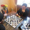 Студент Академии победил в Пасхальном шахматном турнире