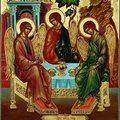 Николай Сагарда. Учение о Святой Троице Святого Василия Великого