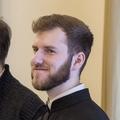 Аспирант Академии награжден благодарностью Синодального отдела по церковной благотворительности и социальному служению