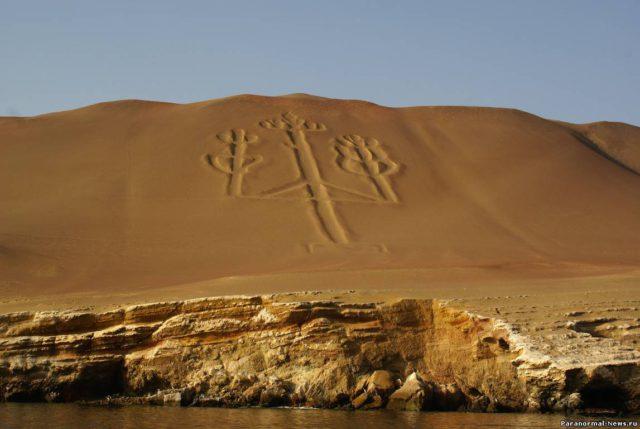 Архимандрит Августин (Никитин). Тайна пустыни Наска