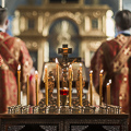 Академия почтила молитвой День Победы