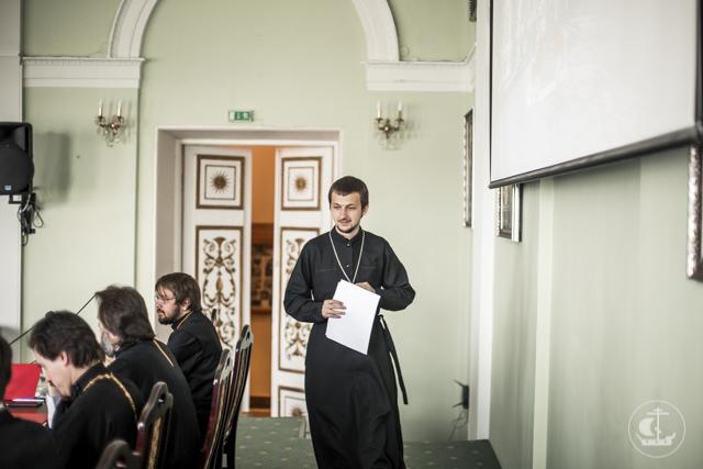 В Академии начала работу студенческая конференция
