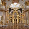 Собор Спаса Нерукотворного образа с церковью Сретения Господня при Императорском Зимнем дворце
