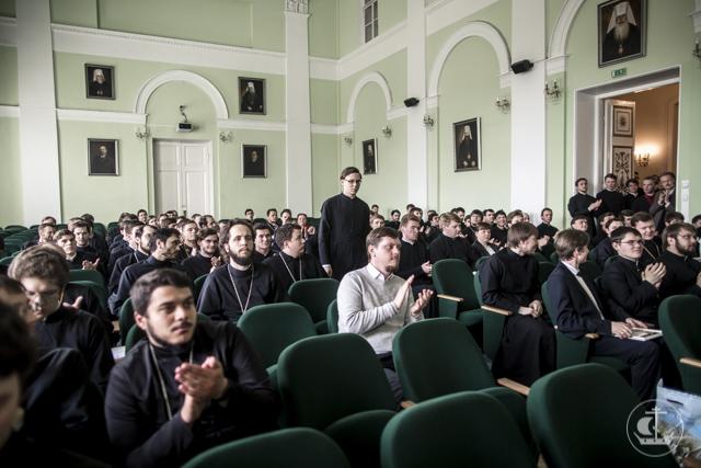 В Академии завершилась IX Международная студенческая конференция