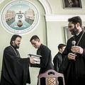 В Академии прошла первая олимпиада по литургике