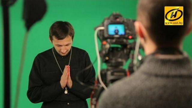 «Оставаясь священником быть интересным молодежи». Интервью со священником Александром Кухтой