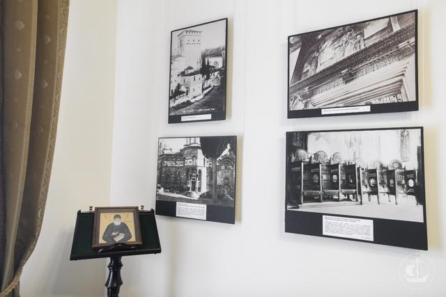 В Академическом музее открылась выставка, посвященная Афону