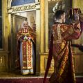В Духовной Академии совершенны богослужения пятой Недели по Пасхе
