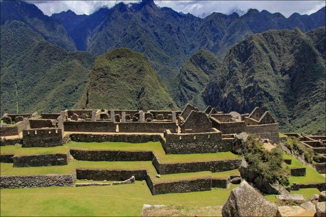 Архимандрит Августин (Никитин). Перу: Мачу-Пикчу, последний оплот инков