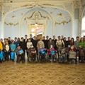 Дети с ограниченными возможностями и учащиеся Академии посетили Эрмитаж