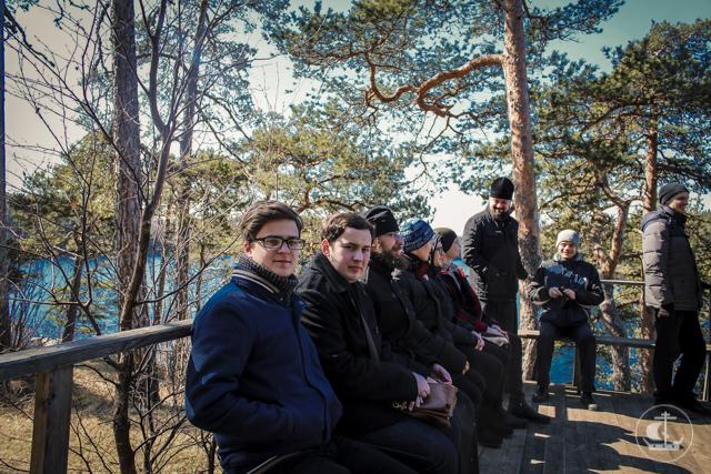 Студенты выпускного курса посетили Валаамский монастырь