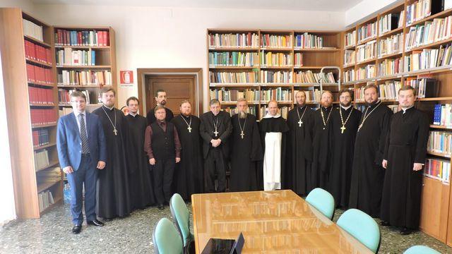 Заведующий аспирантурой Академии принял участие в работе Летнего института для представителей Московского Патриархата