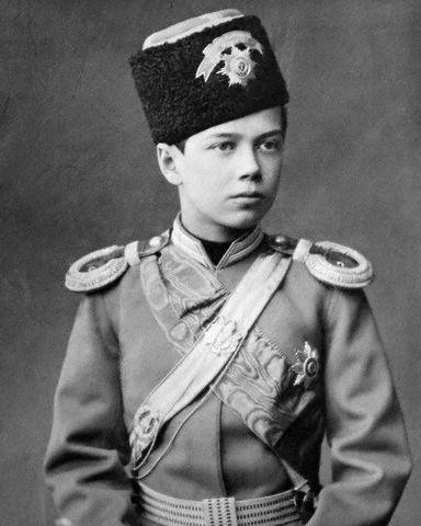 Жизнь императора Николая II в фотографиях