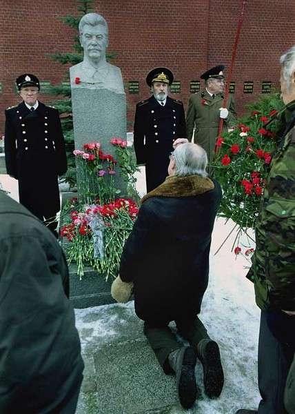 При Сталине был бы порядок?
