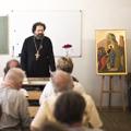 Икона как проповедь. Протестанты из Швейцарии посетили Иконописную школу Духовной Академии