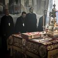 В Духовной Академии совершены последние пасхальные богослужения