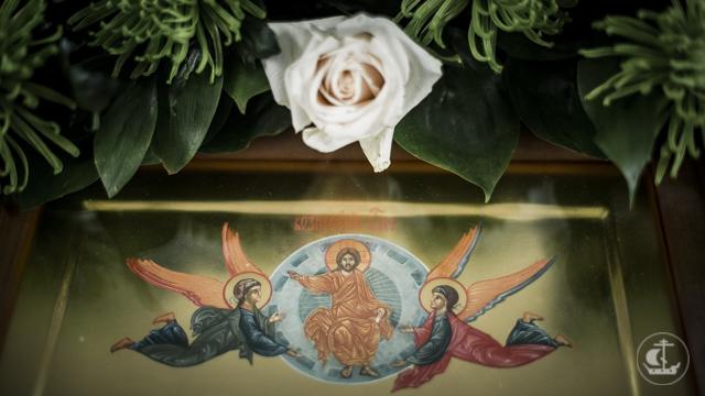 Завершение замысла нашего спасения. Академия встречает праздник Вознесения