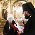 Духовная Академия поздравляет митрополита Владимира (Котлярова) с Днем рождения