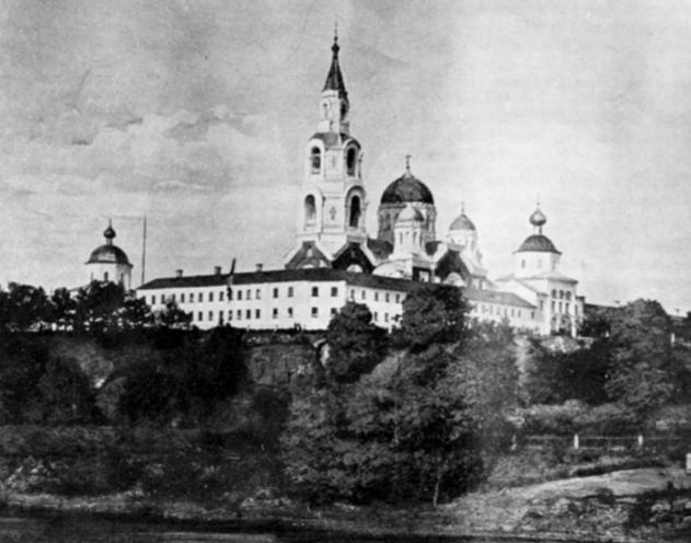 Доклад игумении Софии на конференции «Святитель Игнатий (Брянчанинов): 150-летие со дня преставления»