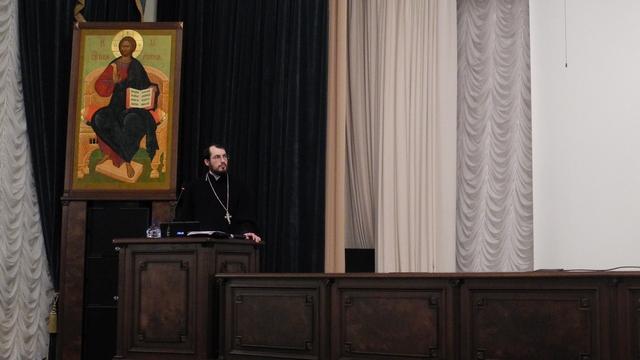 Преподаватель и аспирант Академии выступили на конференции в МДА