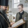 Архиепископ Амвросий наградил победителей детско-юношеского литературного конкурса