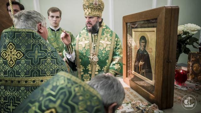 В Петербурге отметили 29-ю годовщину канонизации блаженной Ксении