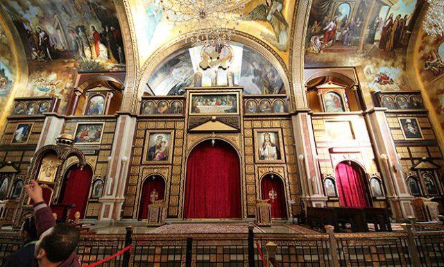 Архимандрит Августин (Никитин). Египет: Коптская церковь - колыбель восточного монашества