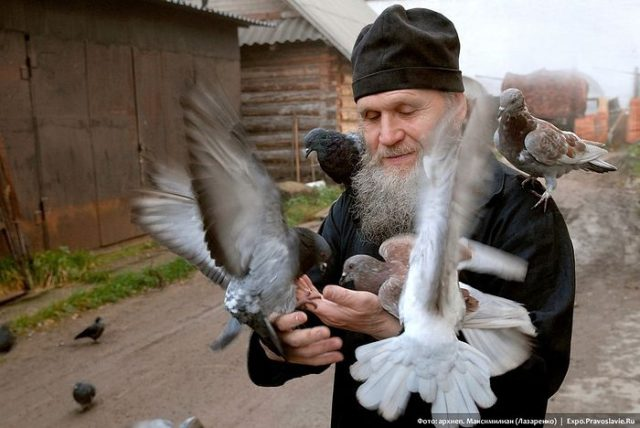 Игумен Нектарий (Морозов): «Без свободы вера невозможна»