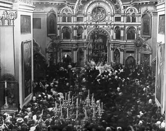 Св. Иоанн Кронштадтский: нужно любить всякого человека и в грехе, и в позоре