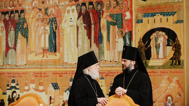 Ректор и профессора Академии приняли участие в церковно-научной конференции в Москве