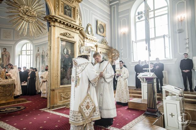 Духовная Академия отпраздновала именины Русской Церкви