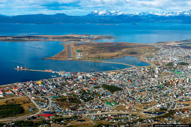"Архимандрит Августин (Никитин). Аргентина: Путешествие на ""Конец Земли"""