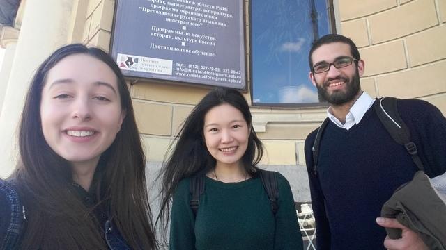 Иностранные абитуриенты Академии прошли государственное тестирование на знание языка